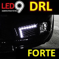 [XLOOK] KIA Forte - Fog Lamp LED DRL Set