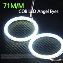 [SENSELIGHT] Angel Eyes COB LED Modules Set 71mm