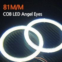 [SENSELIGHT] Angel Eyes COB LED Modules Set 81mm