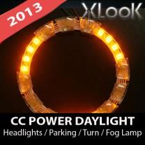 [XLOOK] CC Power Daylight Alpha Headlight Circle Eye LED Module