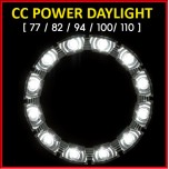 [XLOOK] CC Power Daylight Headlight Circle Eye LED Module