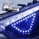 "LED-модули ""Ангельские глазки"" High Beam (SH-Block) - KIA K3 (EXLED)"