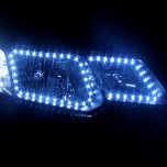 "LED модули ""ангельских глазок"" 2-way - KIA Forte (LEDIST)"