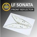 [SENSE LIGHT] Hyundai LF Sonata - Front Reflector 2Way LED Modules Set