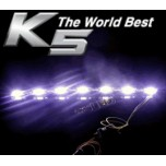 [EXLED] KIA K5 - Position Lights 1533L2 Power LED DRL Upgrade Kit