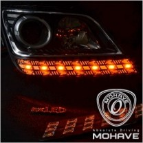 [EXLED] KIA Mohave - WF-Block Power LED Front Turn Signal & DRL LED Modules DIY Kit