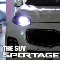 [EXLED] KIA All New Sportage - 1533L2 Power LED DRL Upgrade Modules