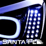 [EXLED] Hyundai Santa Fe DM - LED 2Way Head Light Turn Signal Module