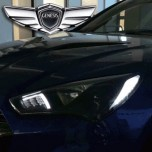 [EXLED] Hyundai The New Genesis Coupe - Front Turn-signal Panel Lighting LED Modules