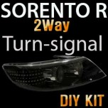 [GOGOCAR] KIA Sorento R - Headlights 2Way LED Turn Signal Modules