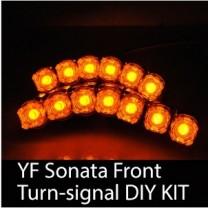 [GOGOCAR] Hyundai YF Sonata - Front Turn-signal LED Modules DIY Kit