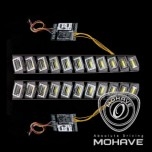 [EXLED] KIA Mohave - DL-Block Sequential Front Turn-Signal LED Modules Set