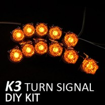 [GOGOCAR] KIA K3 - Headlight LED Turn Signal Modules Set