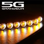 [XLOOK] Hyundai 5G Grandeur HG - LED Turn Signal 2-Way Modules DIY Kit (RZ Version)