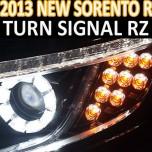 [XLOOK] KIA New Sorento R -  LED Headlights Turn Signal RZ Modules Set