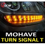 [IONE] KIA Mohave - LED Turn Signal T Modules DIY Kit