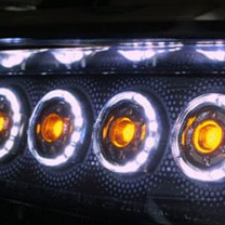 [XLOOK] KIA Soul - Turn Signal LED Modules DIY Kit (UFO Version)