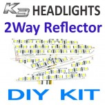 [GOGOCAR] KIA K3 - Front Reflector LED Modules Set