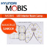 [MOBIS] Hyundai Maxcruz - LED Interior Lighting Modules Set (Sunroof)