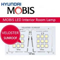 [MOBIS] Hyundai Veloster - LED Interior Lighting Modules Set (Sunroof)