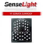 [SENSELIGHT] Hyundai YF Sonata - LED Interior Lighting Modules Set (Sunroof)
