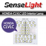 [SENSELIGHT] Honda Civic - LED Interior Lighting Modules Set