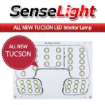 [SENSELIGHT] Hyundai All New Tucson​ - LED Interior Lighting Modules Set
