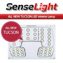 [SENSELIGHT] Hyundai All New Tucson - LED Interior Lighting Modules Set