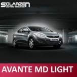 [SOLARZEN] Hyundai Avante MD - LED Interior Lighting Modules Set