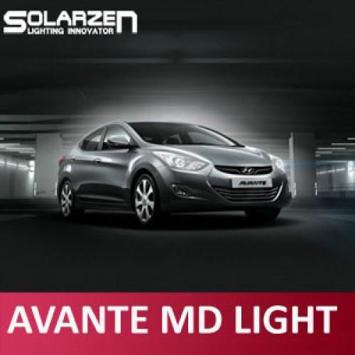 LED Interior Lighting Modules Set For 2010-2013 Hyundai