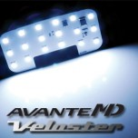 [EXLED] Hyundai Avante MD / Veloster - LED Interior Lighting Modules Set