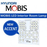 [MOBIS] Hyundai New Accent - LED Interior Lighting Modules Set