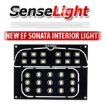 [SENSE LIGHT] Hyundai New EF Sonata - LED Interior Lighting Modules Set