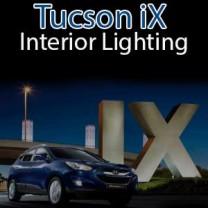 [GOGOCAR] Hyundai Tucson ix - Premium LED Interior Light Module Set