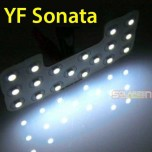 [SOLARZEN] Hyundai YF Sonata - LED Interior Lighting Modules Set