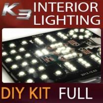 [GOGOCAR] KIA K3 - LED Interior Light Module Set