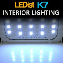 [LEDIST] KIA K7 - LED Interior Lighting Kit (Sunroof)