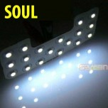 [SOLARZEN] KIA Soul - LED Interior Lighting Modules Set