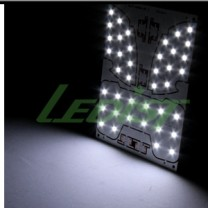 [LEDIST] Hyundai i40 - LED Interior Lighting Modules Set (Normal)