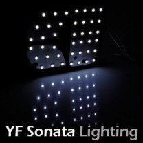 [GOGOCAR] Hyundai YF Sonata - Premium LED Interior Light Module Set