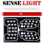 [SENSELIGHT] KIA K5 - LED Interior Lighting Modules Set (Normal)