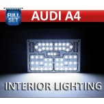 [LEDIST] Audi A4 - Interior Lighting LED Modules Full Kit