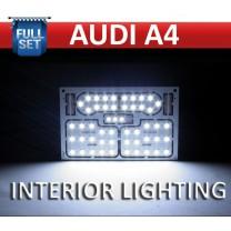 [LEDIST] Audi A4 - Interior Lighting LED Modules Full Kit
