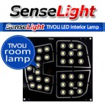 [SENSELIGHT] SsangYong Tivoli - LED Room Lamp Modules Set