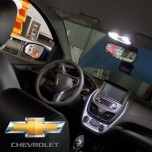 [EXLED] Chevrolet The Next Spark - 1533L2 POWER LED Interior Lighting Module Set