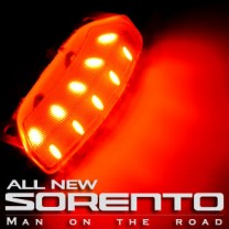 [EXLED] KIA All New Sorento UM - Door Lights 1533L2  Power LED Modules (Sequential)