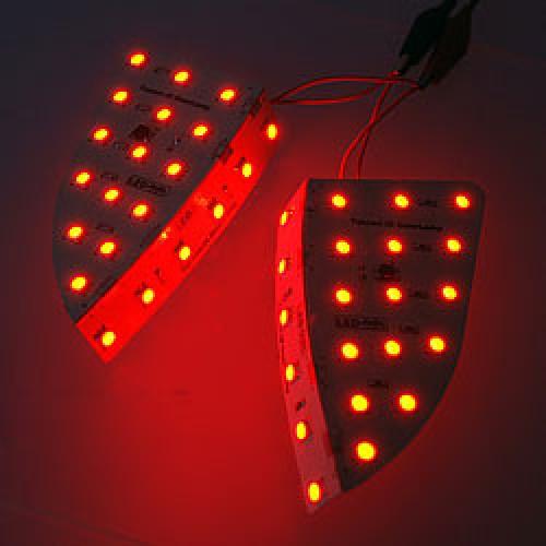 Lighting exled hyundai tucson ix led door courtesy for Lamps tucson