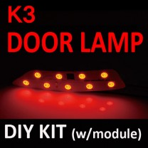 [GOGOCAR] KIA K3 - LED Door Lamp Modules Set