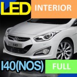 [LEDIST] Hyundai i40 - LED Interior & Exterior Lighting Full Kit (w/o sunroof)