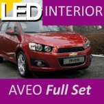 [LEDIST] Chevrolet Aveo - LED Interior & Exterior Lighting Full Kit